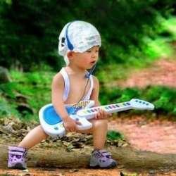 Bebelus rocker