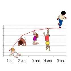 Grafice de crestere copii