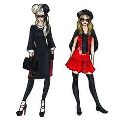 Moda la adolescenti