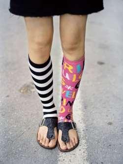 Picioare fata