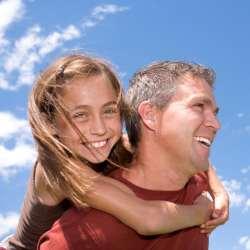 Tata cu fiica