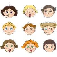 Personalitati copii