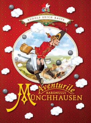 Aventurile baronului Munchhausen de Rudolf Erich Raspe